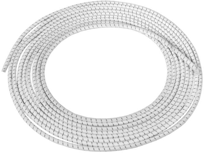 Expanderseil weiß, D = 10mm