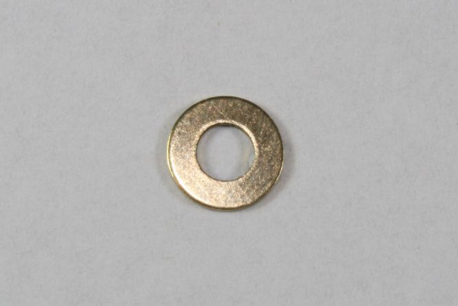 Unterlegscheibe DIN 125 verzinkt Typ A 10,5 mm