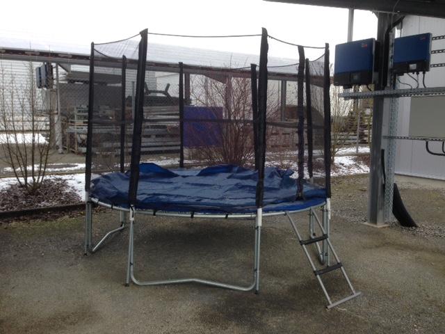 zelt shop trampolin gebraucht online kaufen. Black Bedroom Furniture Sets. Home Design Ideas